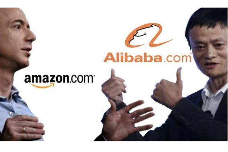 Amazon gặp trở ngại với Alibaba tại thị trường Việt Nam